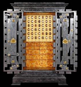 Döttling раскрыли секрет сейфа итальянского короля Виктора Эммануила II