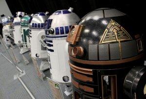 Поклонники «Звездных войн» пополнят свои «реликвии» серией игрушек от Disney