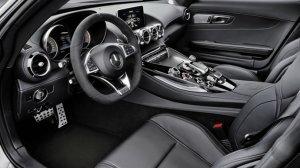 Тюнинговая 600-сильная версия Mercedes-AMG GT от Brabus меняет концепцию мощности
