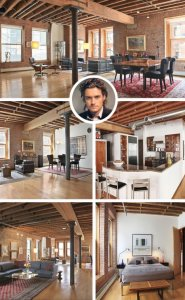 Знаменитая недвижимость: Орландо Блум и Меган Фокс