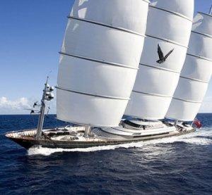 Российский Миллиардер Мельниченко захотел иметь самую крутую в мире парусную яхту
