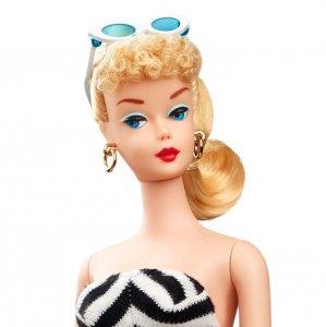 Фанаты куклы Барби могут купить точную копию куклы 60-х годов