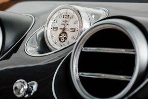 Часы с турбийоном для автомобиля Bentley Bentayga