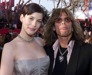 Стивен Тайлер с дочерью стали желанными гостями на показе Givenchy