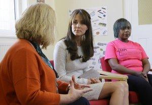 Кейт Миддлтон попала в женскую тюрьму