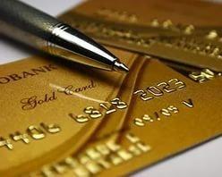 Американские платежные карты из золота и с драгоценными камнями