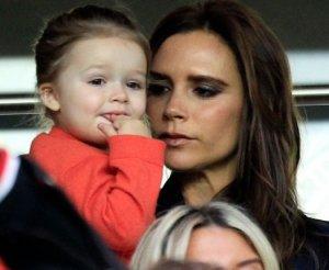 Модный бизнес Виктория Бекхэм передает по наследству своей дочери