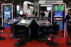 На выставке ICE ожидается сенсация от Novomatic