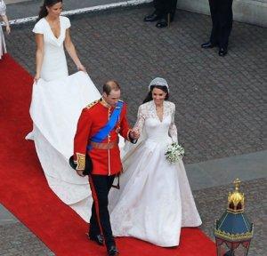Топ-7:  самые главные свадьбы XX века