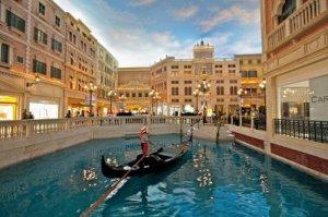 Китайское казино Venetian Macao: роскошь и масштабы