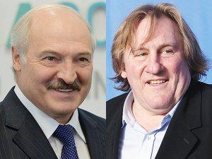 Президент Белоруссии выделил $2 миллиона для съемок кинофильма, в котором сыграет Жерар Депардье