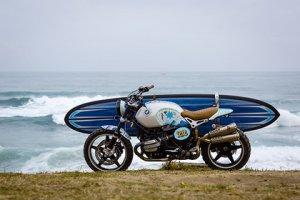 Мотоцикл BMW для любителей серфинга