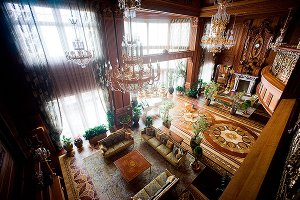 В Киеве на Оболонке продаётся дом Януковича за $1,3 миллиона