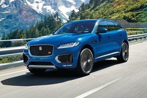 Новый внедорожник Jaguar со спортивной внешностью