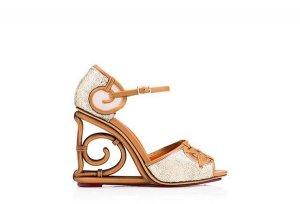 «Африканская» серия сумок и обуви от Charlotte Olympia