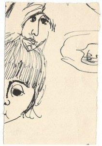 Рисунки Пола Маккартни уйдут с молотка за $10 тысяч