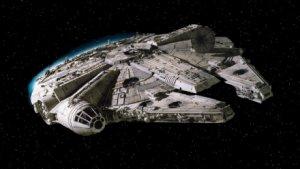 Модель космолёта из «Звездных войн» была продана на торгах за 450 тысяч долларов