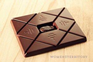 Шоколад-рекордсмен: 260 долларов за плитку весом 45 грамм