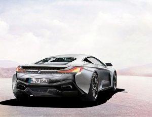 Суперкар совместной работы BMW и McLaren'а