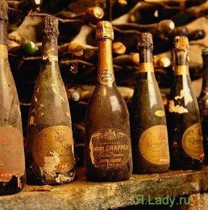 100-летнее шампанское ушло с молотка за $116 тысяч