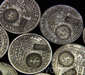 Российская монета в полтора рубля ушла с молотка в Цюрихе за 1,5 миллиона франков