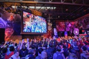 В Москве прошла крупнейшая в России выставка компьютерных игр