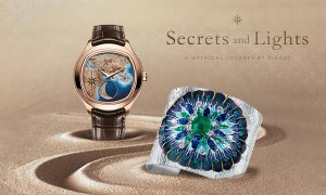 Хронометры «Тайны и Огни» от компании Piaget (видео)