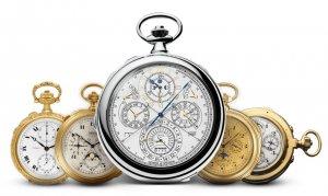 Сложнейший хронометр Reference 57260 от Vacheron Constantin