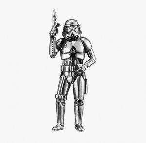Драгоценные персонажи «Звездных войн»