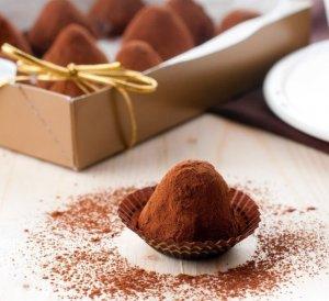 Самый дорогой шоколадный трюфель