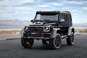 BRABUS Mercedes G 500 4×4 для настоящих ценителей