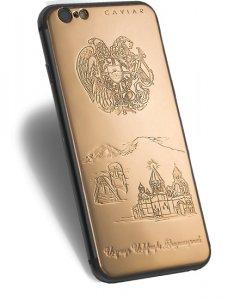Серия смартфонов Caviar iPhone 6s Atlante, посвященная странам мира с богатой историей