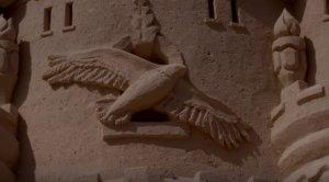 Самый большой замок из песка (видео)