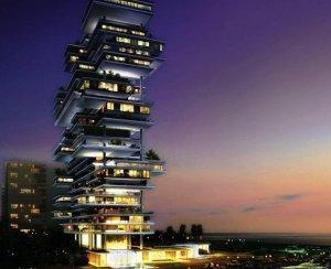 Самый роскошный пентхаус в Дубае стоимостью $49 миллионов