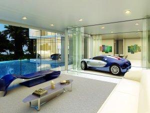 ETTORE 971 Bugatti – первое и пока единственное поместье в стиле Bugatti