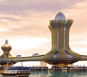 Дубайский сказочный комплекс Aladdin City