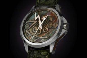Часы, посвящённые рок-группе Led Zeppelin