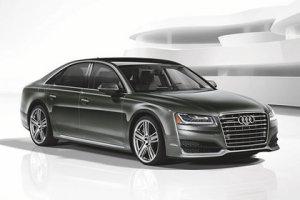 Седан класса «люкс» от компании Audi