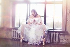 Платья, посвященные Плисецкой, от дизайнера Oksana On и компании Enteley
