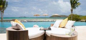 Миллиардер Ричард Брэнсон создал роскошный курорт на острове Москито