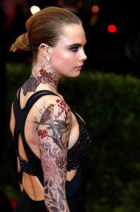 Новый шик моды: иллюзия татуированных рук