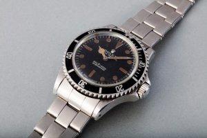 Rolex «агента 007» уходит с молотка