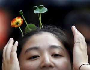 Китайский бум: пророщенные бобы вместо заколок