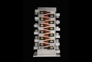 На Sotheby's выставлен холодильник Vertical Limit с 12-ю бутылками шампанского