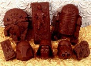 «Фанатичный» десерт для поклонников «Звёздных войн»