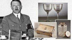 В Германии серебро Гитлера ушло с молотка