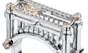 «Драгоценные мосты» ювелира-дизайнера Владимира Маркина
