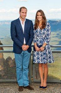 Первый тур после рождения второго ребёнка Принц Уильям и Кейт Миддлтон совершат по Индии