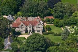 Продается имение, которым владели восемь британских монархов