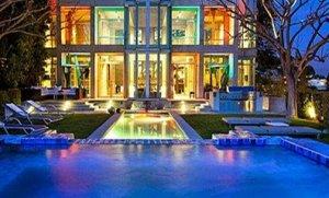 Звёздная недвижимость: дом Рианны и шале Билла Коха